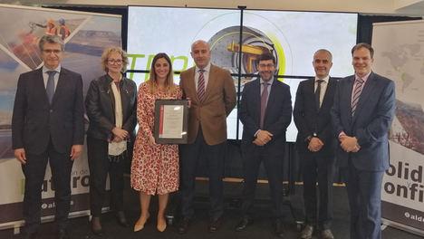 Aldesa, primera organización nacional en obtener el certificado acreditado en compliance penal tras superar la auditoría de Bureau Veritas