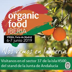 Bureau Veritas presentará sus servicios de certificación para la producción ecológica en la feria Organic Food Iberia