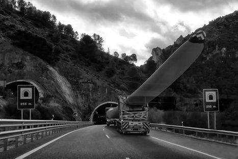 Buscando el viento, de José Tomás Rojas, 3º Premio Eolo de Fotografía 2020