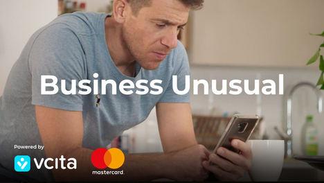 Mastercard y vcita lanzan la plataforma 'Business Unusual' para ayudar a las pequeñas empresas a operar en un entorno digital