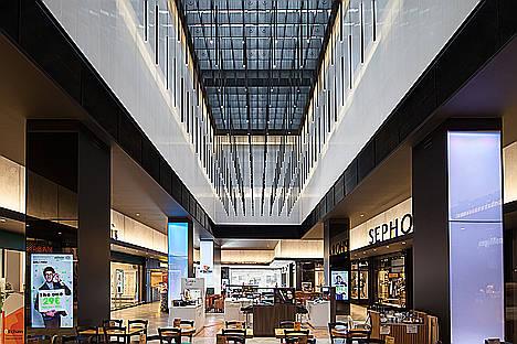 El C.C El Triangle se posiciona como lugar de referencia de compras en la ciudad de Barcelona