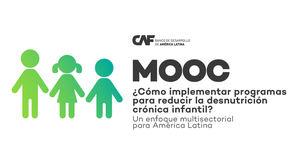 Curso virtual sobre la implementación de proyectos y programas de reducción de la desnutrición infantil crónica en América Latina