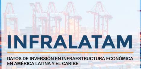 CAF, CEPAL y BID lanzan base de datos sobre inversión en infraestructura en América Latina y el Caribe