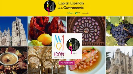 Capital española de la gastronomía, galardonada con el