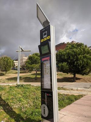 La energía solar en las paradas de autobús se han convertido en un aliado contra el cambio climático y la subida de la luz