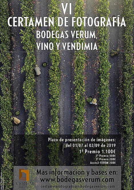 El valor humano en viñedo y medio rural, objetivo principal del VI Certamen de Fotografía Bodegas Verum, Vino y Vendimia