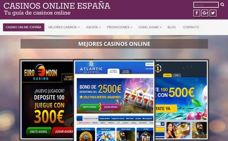 Diviértase desde cualquier lugar jugando en un casino online