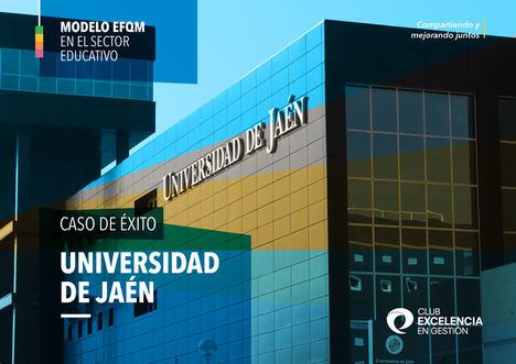 La Universidad de Jaén, caso de éxito del Club Excelencia en Gestión