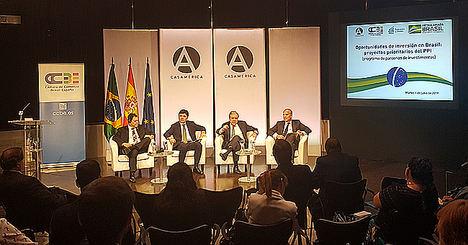 """""""Para las empresas españolas hay 101 oportunidades de inversión en Brasil en los sectores de ferrocarril, puertos, aeropuertos, carreteras, minería, energía, petróleo y gas"""""""