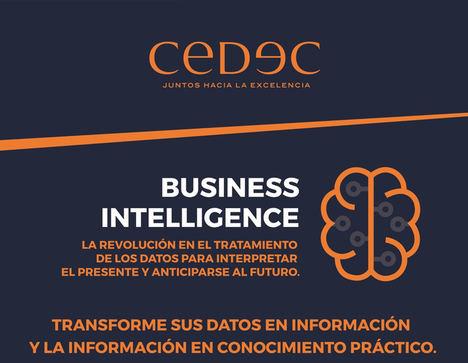 CEDEC presenta su herramienta de análisis empresarial, CEDEC Business Intelligence