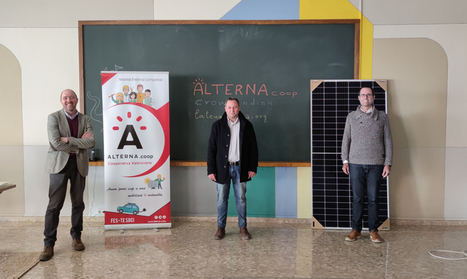 La comunidad energética de Albalat dels Sorells, promovida por Sapiens y AlternaCoop, producirá su propia energía solar antes de Navidad