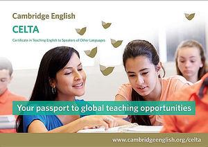 CELTA, el título para profesores de inglés de Cambridge Assessment English cumple 30 años