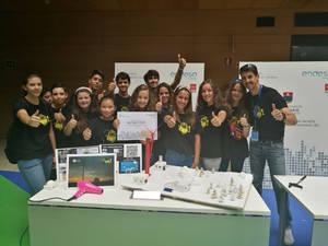 CEM Ganadores Proyecto Retotech Endesa.