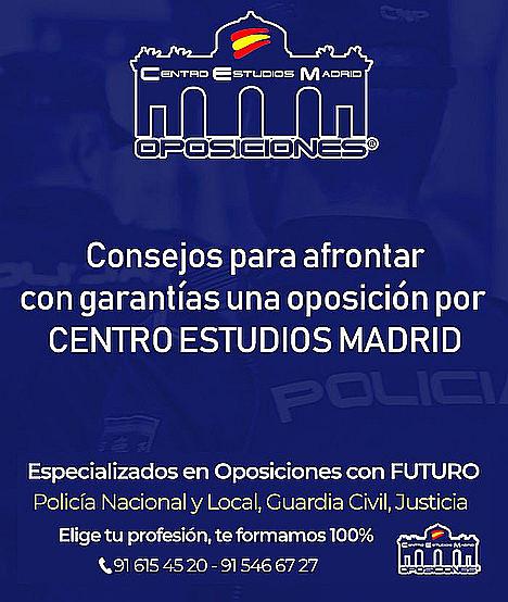Consejos para afrontar con garantías una oposición por ESTUDIOS MADRID