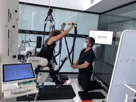 CEN estrena unidades de neurorrehabilitación intensiva con la tecnología más puntera en España