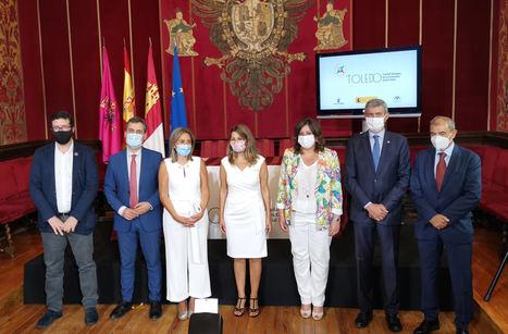 CEPES será un aliado estratégico del Gobierno de España para que la capitalidad de Toledo sea un referente Internacional en Economía Social