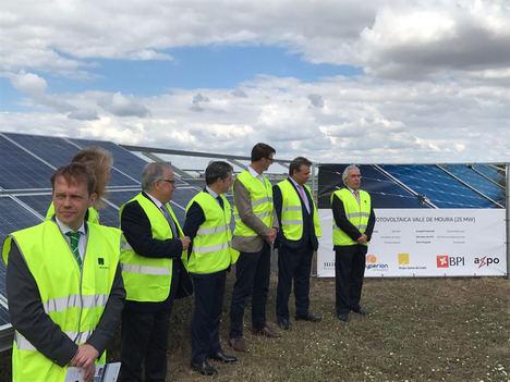 Axpo posibilita la construcción de la primera planta fotovoltaica sin subvenciones públicas en la península