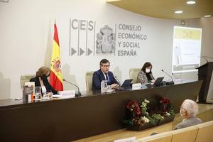 El CES propone desligar la inversión pública del escenario económico-político para aprovechar los fondos europeos