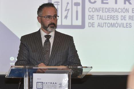 Enrique Fontán, reelegido presidente de CETRAA
