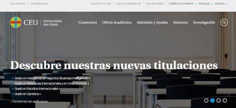 El CEU impulsa la empleabilidad de sus alumnos con el nuevo programa Horizontes Profesionales