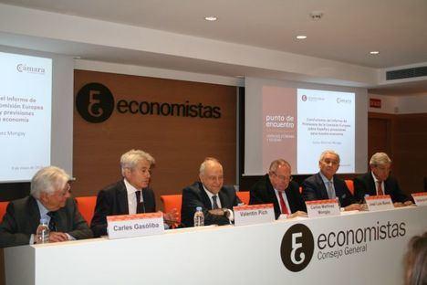 """Martínez Mongay: """"La Comisión Europea prevé una nueva desaceleración para España en 2019"""""""