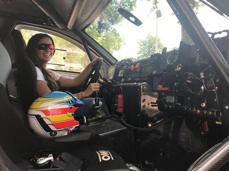 Cristina Gutiérrez estrenará un nuevo y competitivo Mitsubishi Eclipse Cross del equipo Sodicars Racing