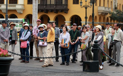 Chinos en Córdoba.