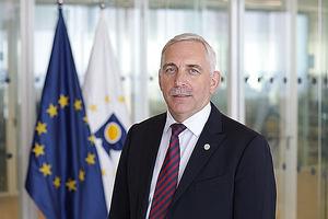 Christian Archambeau, Director Ejecutivo EUIPO.
