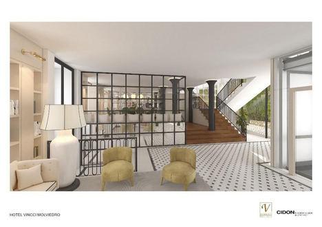 CIDON firma el proyecto de interiorismo y equipamiento del nuevo establecimiento de Vincci Hoteles en Sevilla