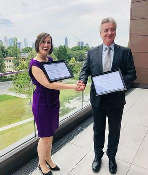 CISI se une a 13 miembros del Consejo de Europa de EBTN galardonados con la acreditación Triple E para los estándares de cualificación financiera profesional