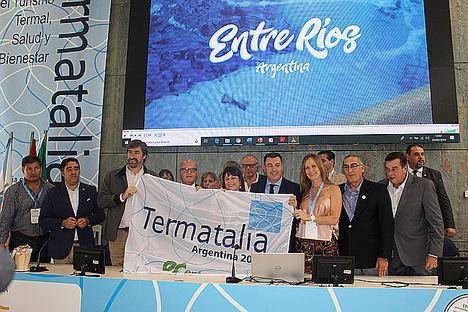 La provincia argentina de Entre Ríos será la sede de Termatalia 2020