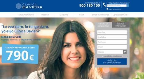 Aier Eye Hospital entra en el accionario de Clínica Baviera