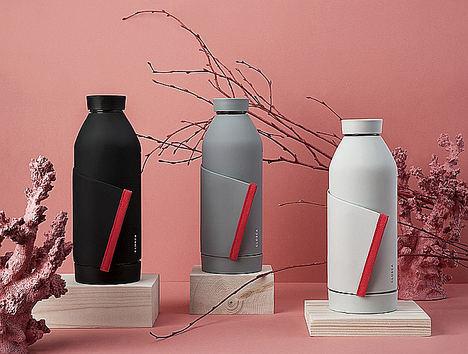 Closca lanza una nueva colección de botellas inteligentes y localiza más de 200.000 puntos para rellenarlas