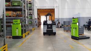CLS iMation se expande en Europa con su fuerza innovadora, proponiendo un plan de automatización a prueba de futuro