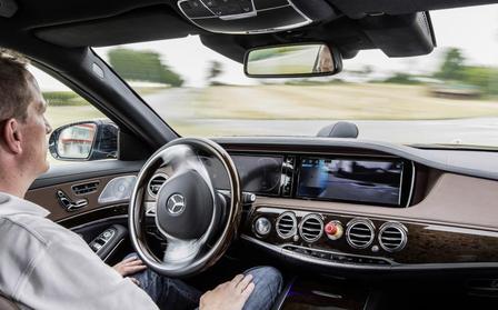 La conducción autónoma modifica los equilibrios en la automoción