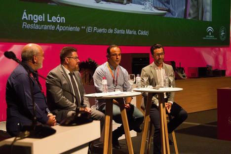 Quique Dacosta y Ángel León abanderan la apuesta del VI Congreso Andalucía Sabor por la innovación gastronómica