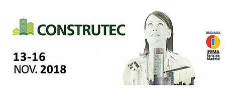 Los retos del nuevo mercado de la construcción, a debate en CONSTRUTEC 2018