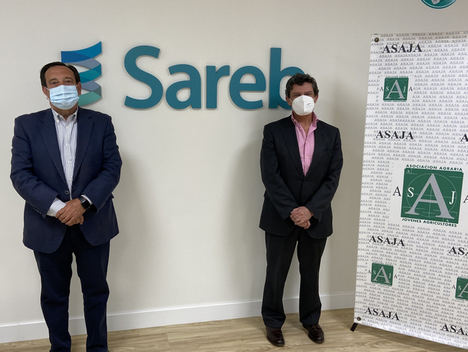 Asaja y Sareb acuerdan movilizar el mercado de suelos rústicos