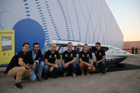 Ericsson - Solar Team Car