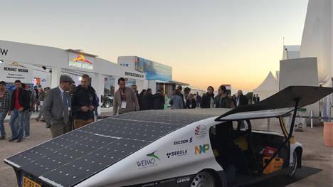 Ericsson - solar car
