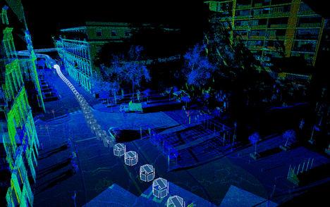 Cotesa se hace con el contrato de integración de toda la información geoespacial del Ayuntamiento de Madrid, que permitirá obtener un 'modelado 3D' de la ciudad