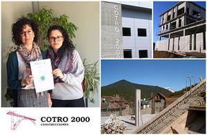 Construcciones COTRO 2000, S.L obtiene el sello de norma de calidad empresarial de la consultoría CEDEC