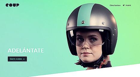 Llegan los packs de minutos a la empresa de motosharing COUP: más flexibilidad para los usuarios