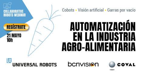 La automatización en la industria agro-alimentaria en un momento alta demanda