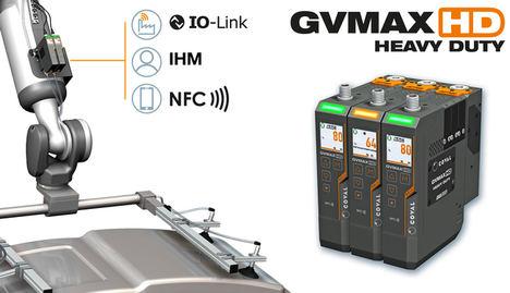 Serie GVMAX HD de Coval: vacío versátil para todas las industrias
