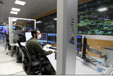 Adif licita por más de 8 M€ la renovación de detectores de temperatura del sistema de rodadura de los trenes