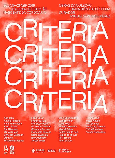 Exposición monográfica de la colección Fundación ARCO en la Torreão Nascente da Cordoaria Nacional de Lisboa