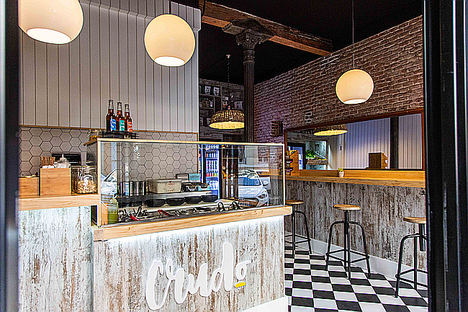 La franquicia CRUDO inaugura un nuevo establecimiento franquiciado en Madrid