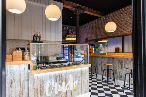 CRUDO anuncia la apertura de otro nuevo establecimiento en Madrid capital