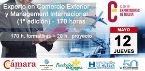 El Club de Exportadores organiza un curso de Experto en Comercio Exterior y Management Internacional